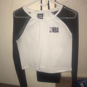 A nba shirt